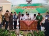 Bank Bengkulu Mou PKS Non-Tunai Dengan Seluruh OPD Se-Kabupaten Lebong