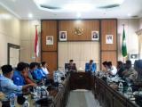 Audience Gubernur, OKP dan Careteker KNPI Siap Musda Lanjutan