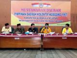 Ahmad Soepriadi Ketua Terpilih Dalam Musda PDK. Kosgoro 1957 Bengkulu Selatan