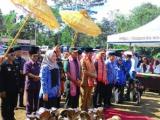Bupati Resmikan SPNF-SKB Kabupaten Lebong