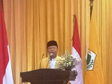 Terpilih Aklamasi Dalam Musda X Rohidin Kembali Pimpin Golkar Provinsi Bengkulu
