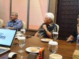 Dialog SMSI Bersama Ketua Dewan Pers M. Nuh Dan Hatta Rajasa
