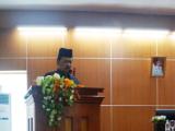 Bupati Sampaikan Nota Penjelasan Raperda Perubahan Badan Hukum PDAM Di Paripurna DPRD Bengkulu Tengah
