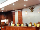 DPRD Provinsi Bengkulu Gelar Rapat Paripurna Ke-X, Laporan Hasil Pembahasan Pansus