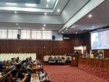 Rapat Paripurna Ke-2 Masa Persidangan Ke-1 Tahun Sidang 2020, DPRD Provinsi Bahas Raperda BUMD