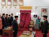 Hamka Sabri Resmi Dilantik Jabat Sekda Provinsi Bengkulu