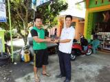 Pemerintah Desa Padang Jawi, Bagikan  Bibit Nangka Sayur Gratis Kepada Masyarakat